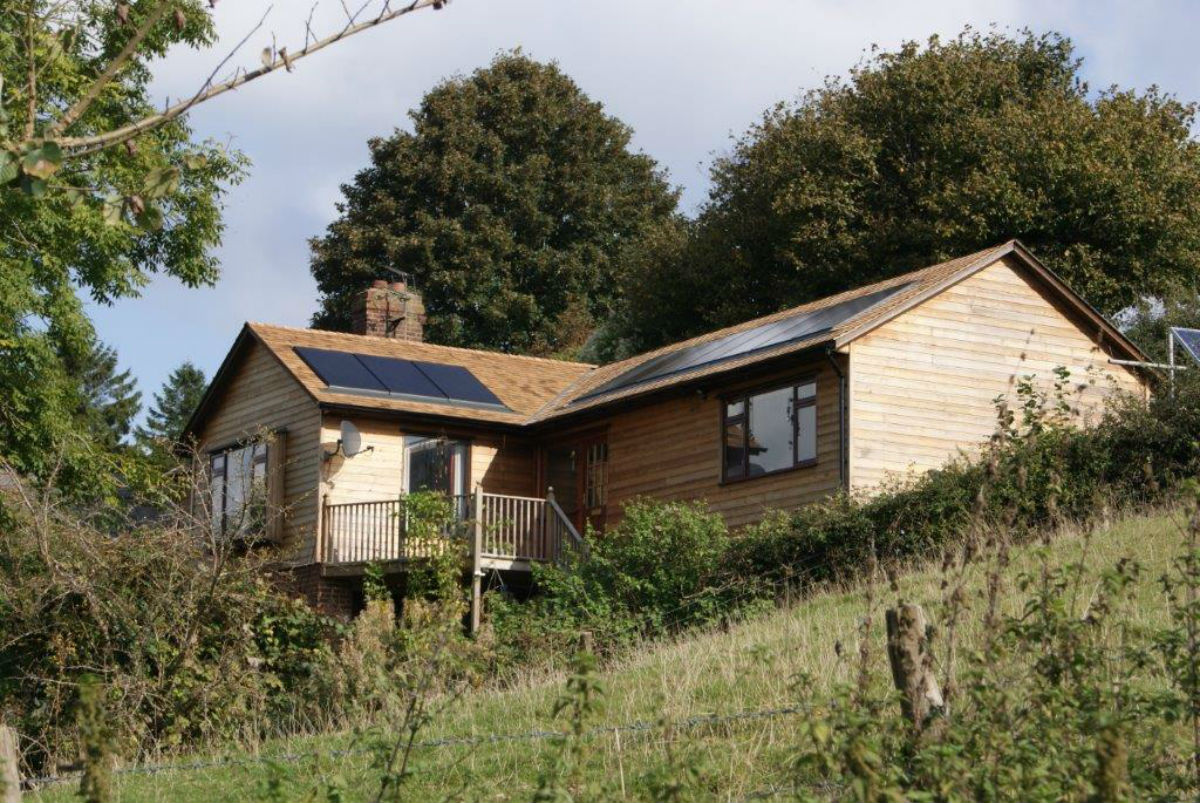Fitting Solar Panels On A Roof And The Additional Load