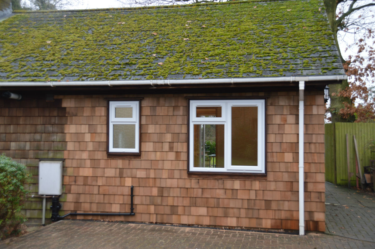 Double garage to annexe conversion colt houses for Annexe garage